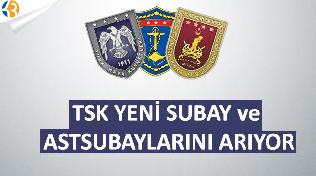 TSK 10 Bine Yakın Personel İstihdam Ediyor!