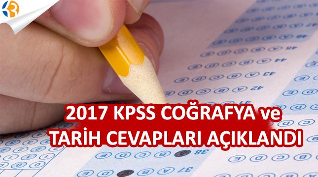 2017 KPSS GYGK Sorularını Değerlendiriyoruz