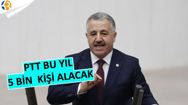 Ahmet Arslan PTT