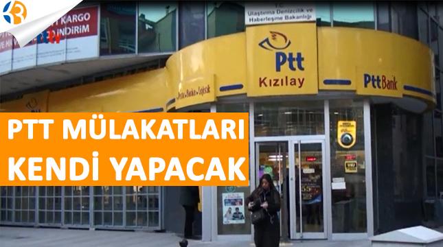 Askıya Alınan PTT Mülakatlarında Son Durum!
