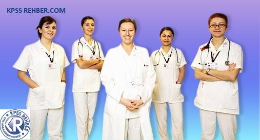 Hemşirelik ve Sağlık Lisesi  Kpss Adayları