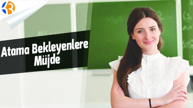 Ağustos Öğretmen Ataması Kontenjanları ve Branş Dağılımları ile Alınacak Kişi Sayısı