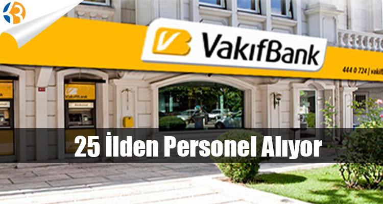 Vakıf Katılım Bankası Personel Alımına Devam Ediyor
